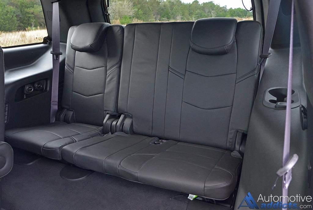 2016 Cadillac Escalade 4WD Platinum  Living Large in