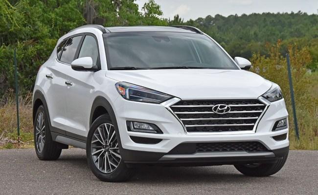 2019 Hyundai Tucson Ultimate Review Test Drive