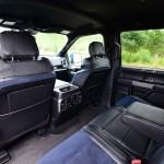 2019 Ford F150 Raptor Supercrewcab Rear Interior Automotive Addicts