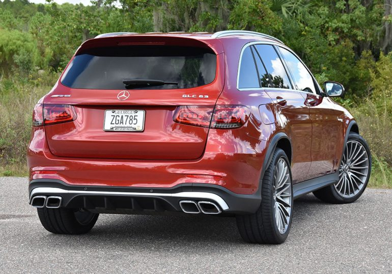 2020 Mercedes-AMG GLC 63 Review & Test Drive : Automotive Addicts