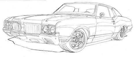 Easy How To Draw Dodge Charger Compact Dodge Charger