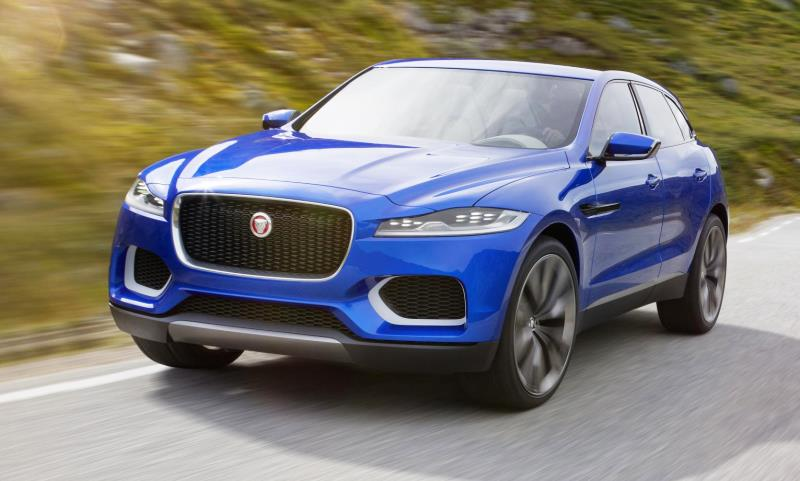 first jaguar suv confirmed green apple leasing. Black Bedroom Furniture Sets. Home Design Ideas