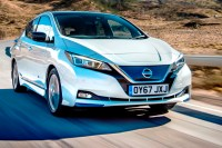 2018 Nissan Leaf review  Automotive Blog