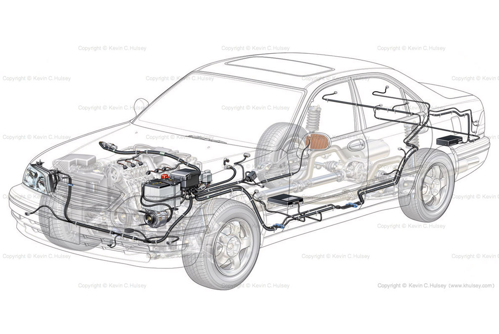 Wire Harness Electric Car : 25 Wiring Diagram Images