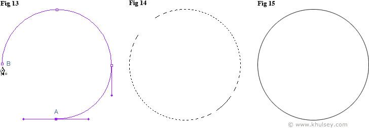 Photoshop Tutorial: Paths, Pen Tool & Bézier Curves