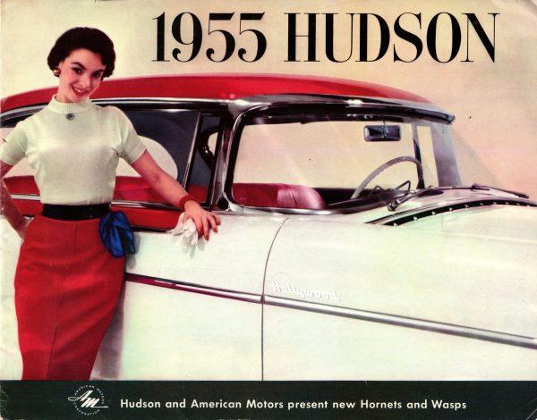 1955 Hudson Brochure