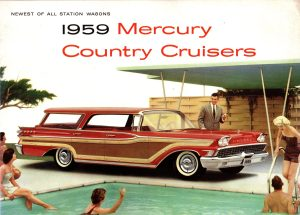1959 Mercury Country Cruisers