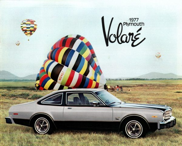 1977 Plymouth Volare Brochure