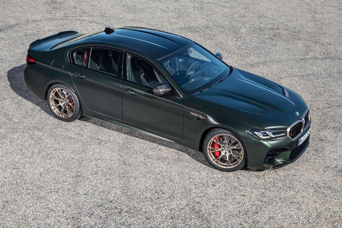 BMW M5 CS : M5 Compétition toutes options