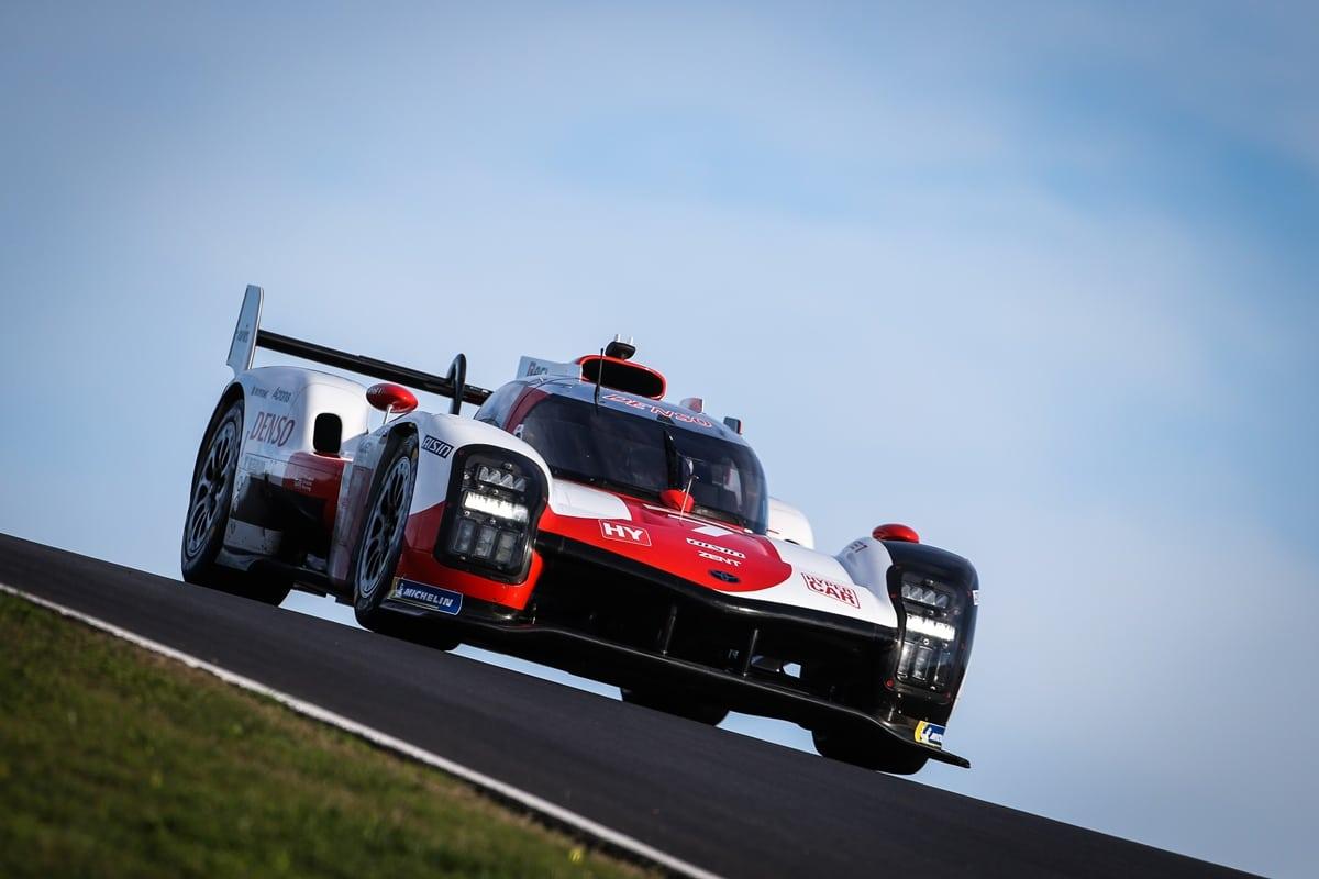 Toyota Gazoo Racing présente sa nouvelle Hypercar, la GR010 Hybrid