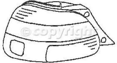 Tail Light Lens Repair, Tail, Free Engine Image For User