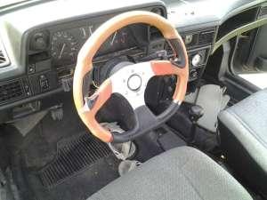 Sportowa kierownica opel kadett