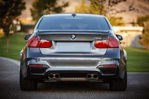 Leasing samochodu - BMW