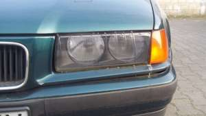 Lampa przód BMW e36 318is