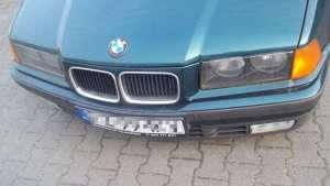 Mordka BMW e36 318is