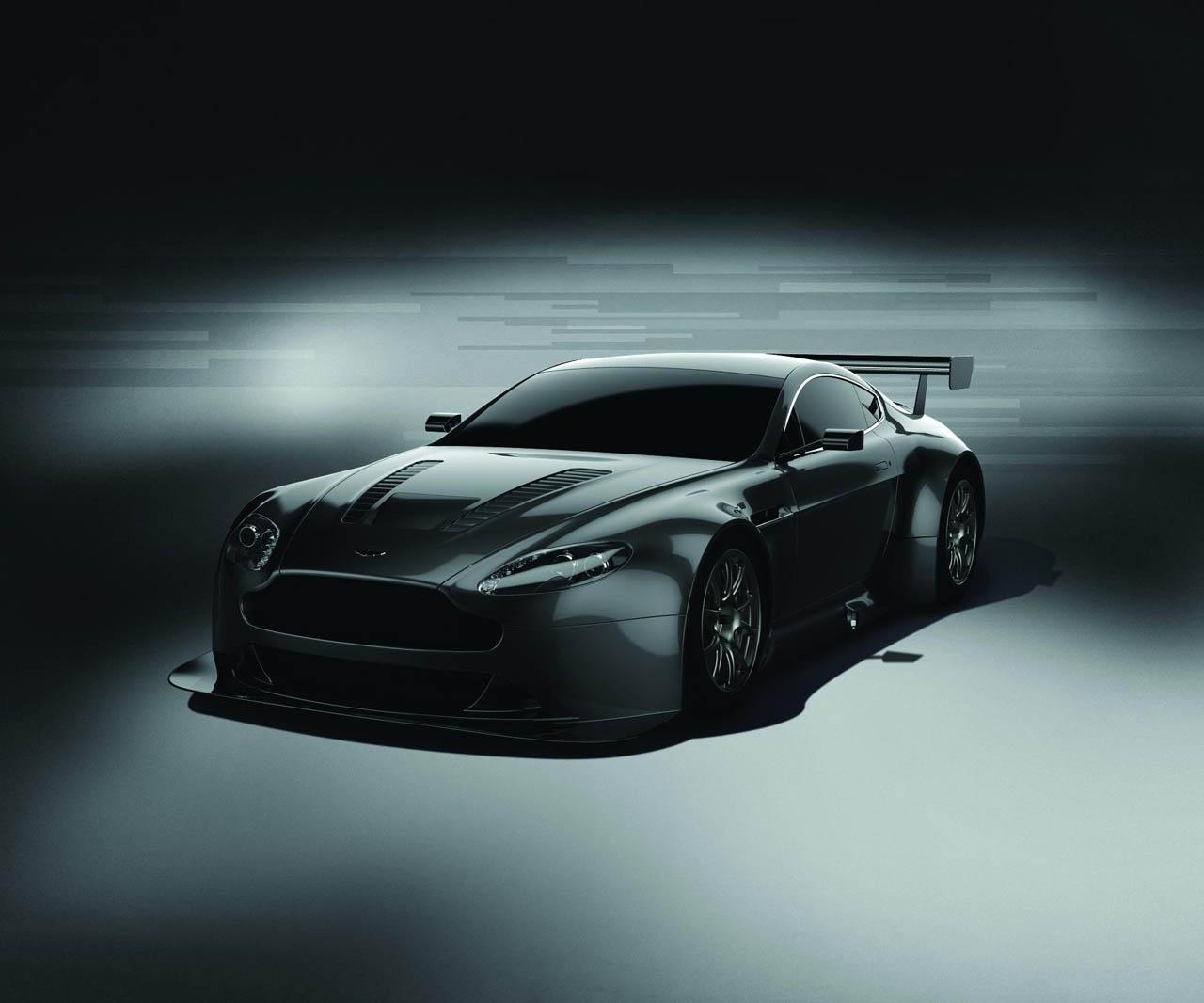 Aston Martin V12 Vantage Gt3 Enters The Scene Automotorblog