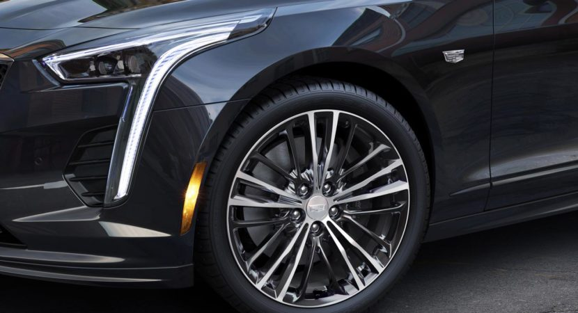 2019 Cadillac CT6 V Sport With 550 HP A Cheaper