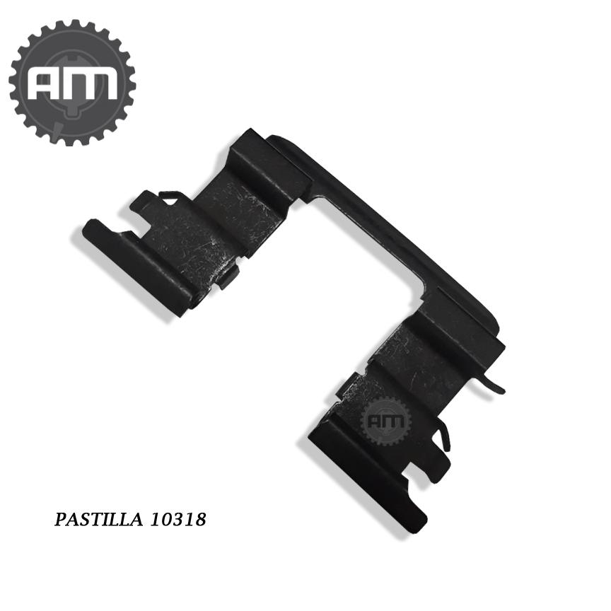 Antiruido Pastilla Freno Kia Picanto Ion / Hyundai I10