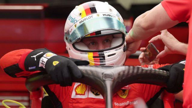 """Sebastian Vettel:""""Questo fine settimana avrò un casco speciale"""""""