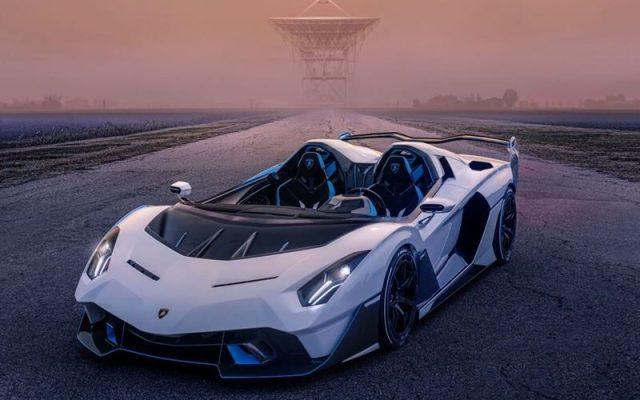 Nuova Lamborghini SC20:one-off da 770CV.Tutte le caratteristiche.