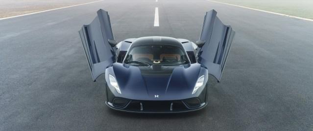 Hennessej progetta e costruisce una nuova hypercar la Venom F5