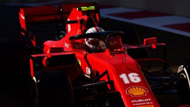 """Leclerc: """"Il 2020 è stata la mia miglior stagione in F1""""."""