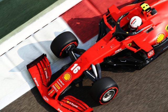 """Leclerc: """"Devo migliorare il primo giro""""."""