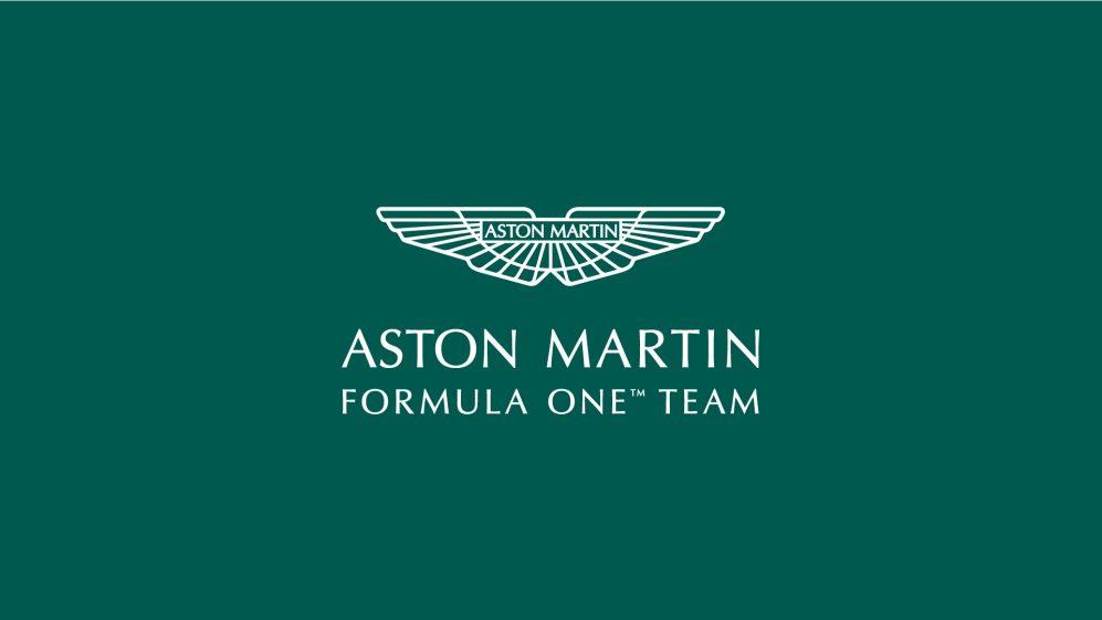 Aston Martin: ecco il nuovo logo del team di F1