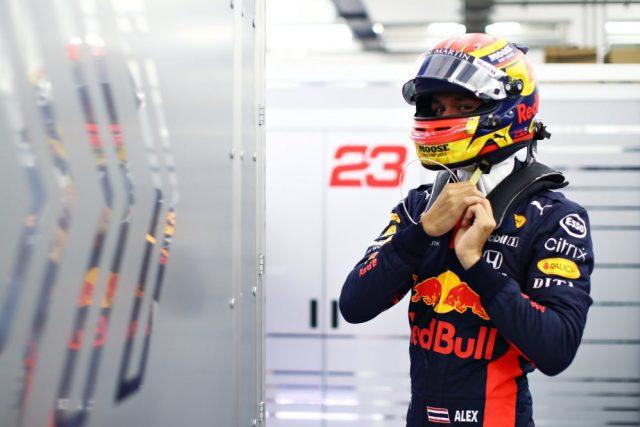 Alex Albon correrà nel DTM nel 2021.