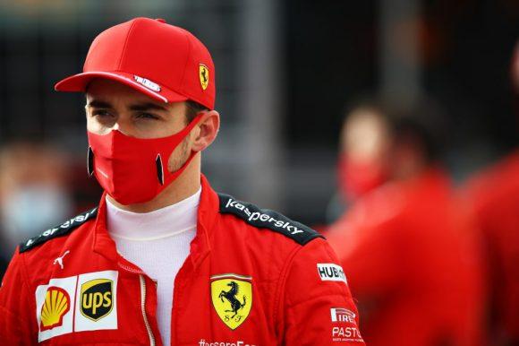 Leclerc è risultato positivo al Coronavirus.