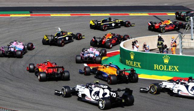 Orari di F1