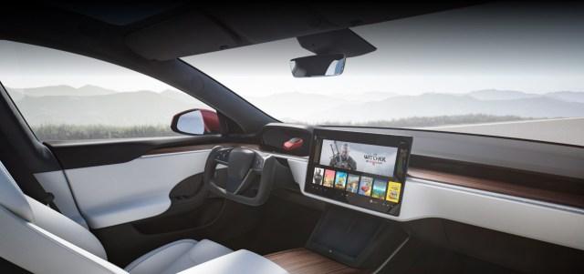 Tesla Model S/X