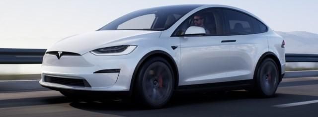 I 5 SUV più potenti al mondo - Tesla