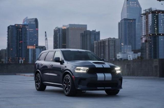 I 5 SUV più potenti al mondo - Dodge