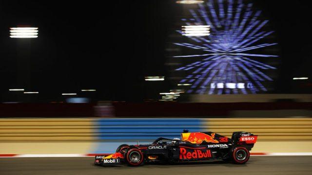 Prove libere Bahrain: Verstappen