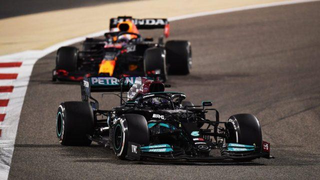 Gara Bahrain F1