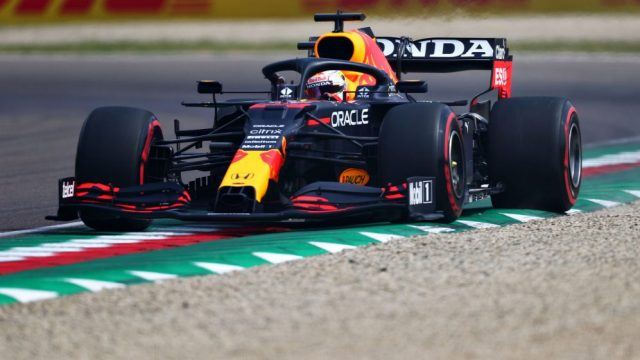 Prova libera 3 di F1 a Imola: Verstappen domina.