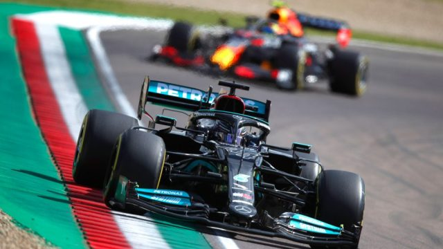 Qualifiche Imola di F1: Hamilton