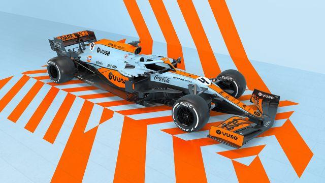 Livrea McLaren