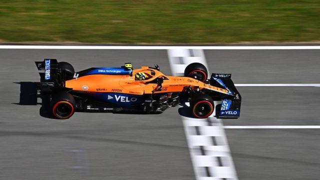 Lando Norris rinnovo contratto con McLaren