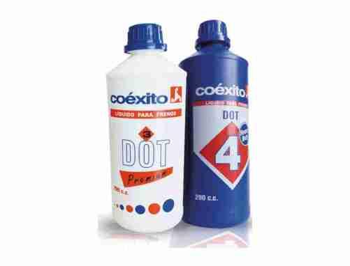 Liquido de frenos Coexito DOT 4