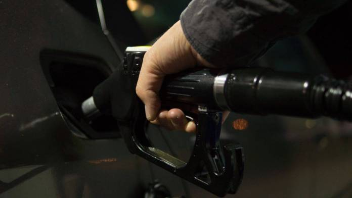 gasoline oil price slump