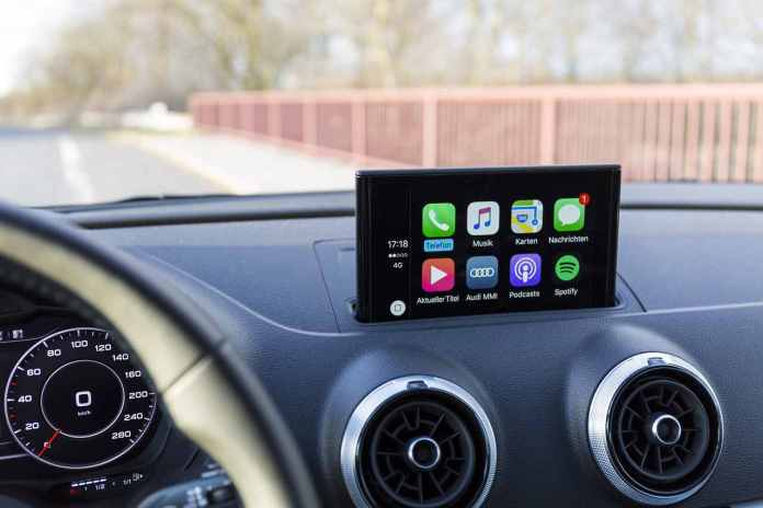 CarPlay WhatsApp