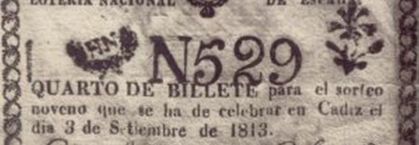¿Por que la lotería de Navidad se celebra el día 22 de Diciembre?
