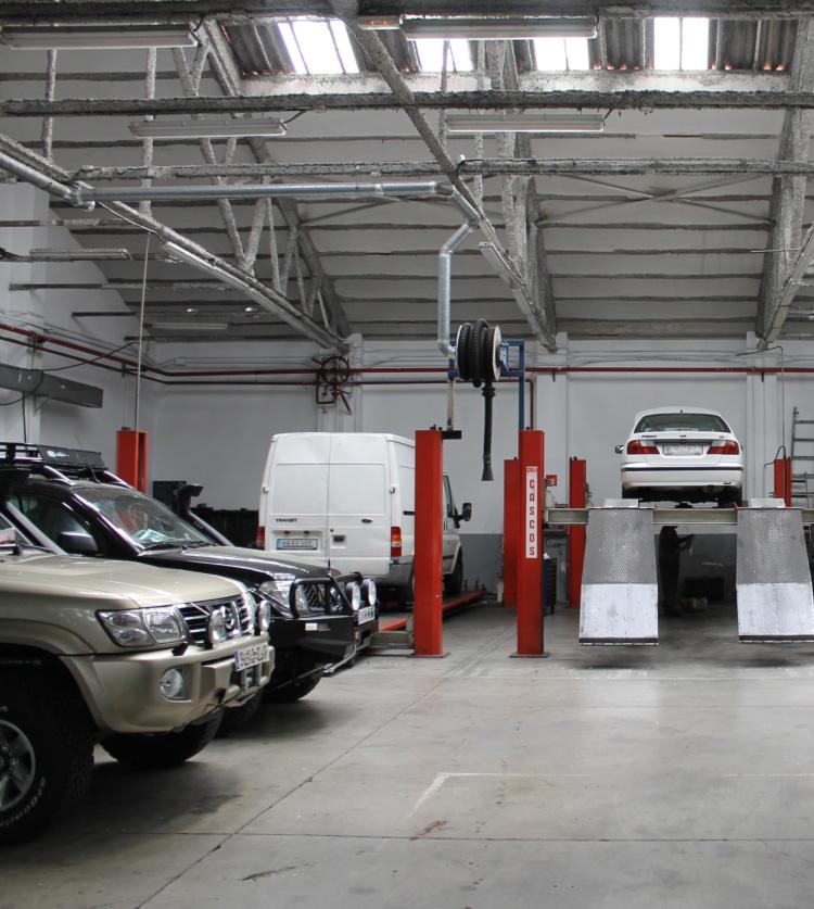 Los coches con el filtro de partículas (FAP) anulado tendrán que volver al taller