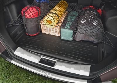 Plástico maletero X-Trail
