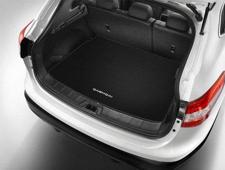 alfombrilla maletero Nissan Nuevo