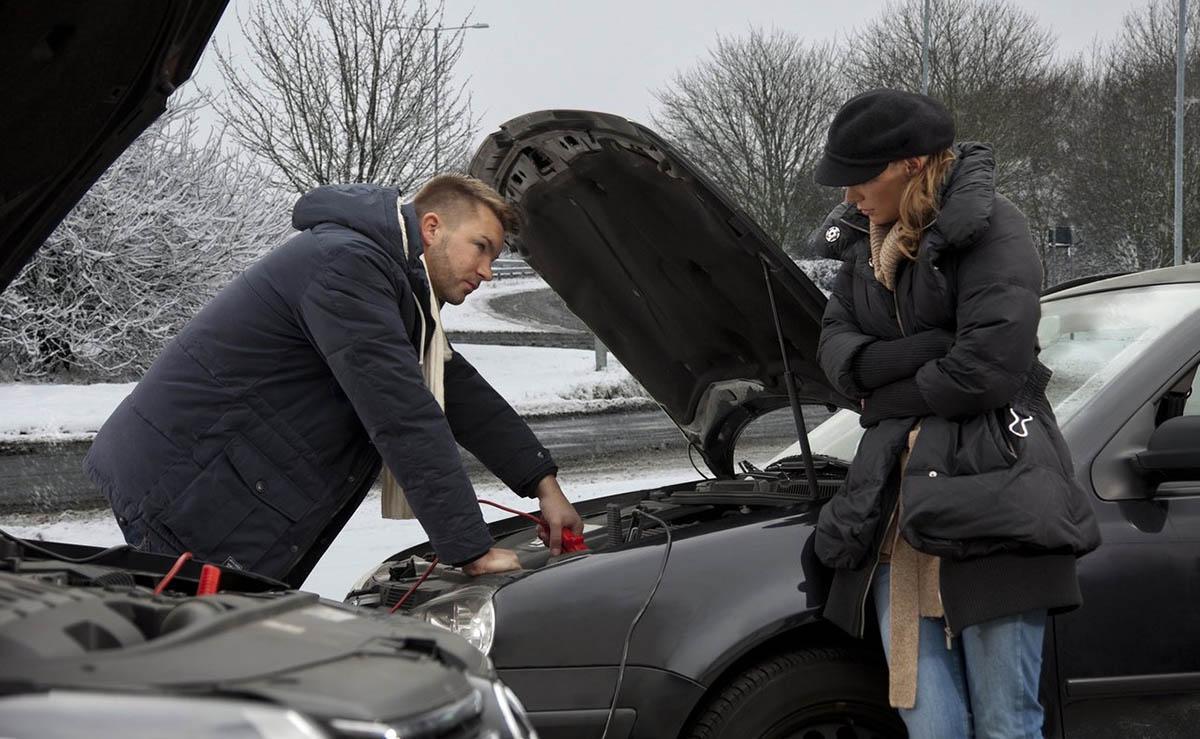 4 consejos para evitar quedarnos sin batería en invierno