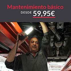 Comprar mantenimiento básico
