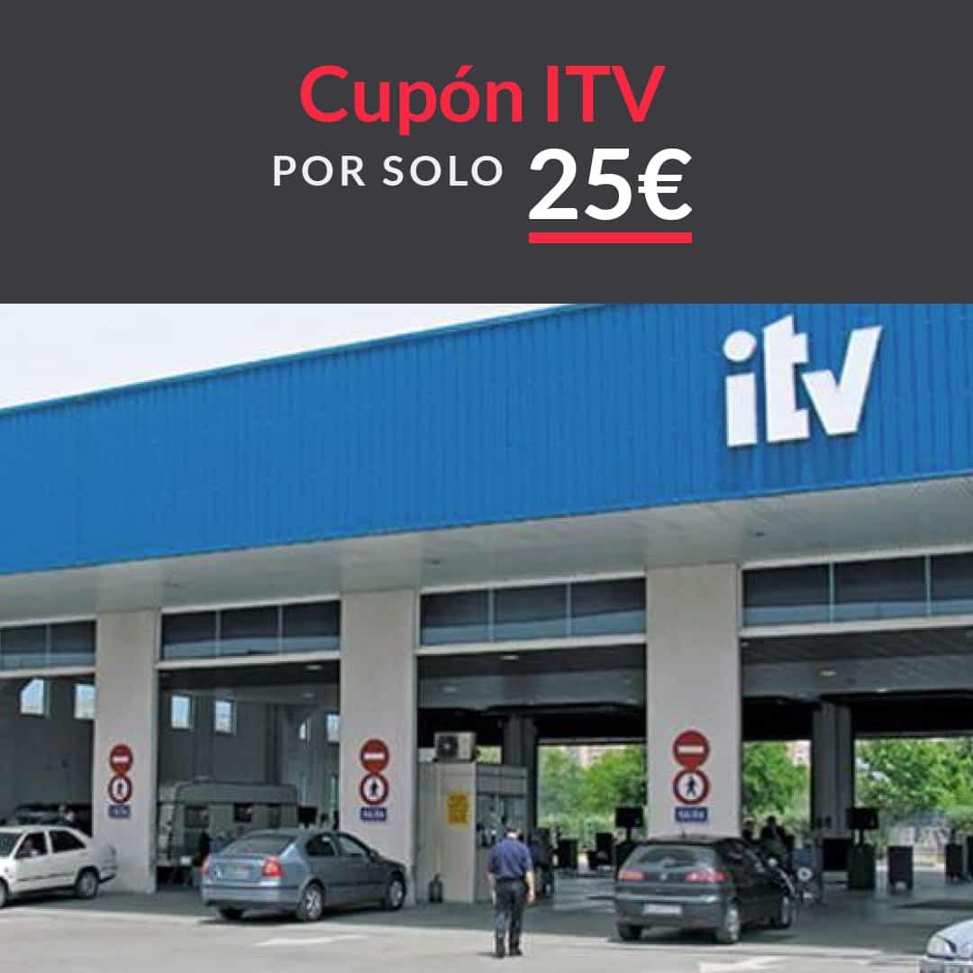 Cupón ITV